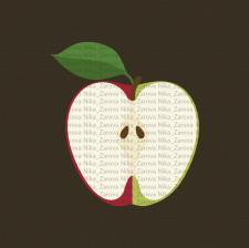 Иконка яблока