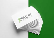 дизайн логотипа Ифагри