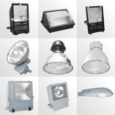 Предметная съемка светильников и обтравка