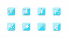 Кнопки для сайта и мобильного приложения