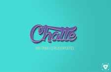 "Лого ""Chatte"""