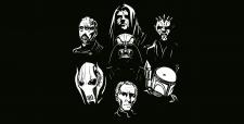 Рисунки персонажей