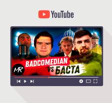 обложка заставка YouTube