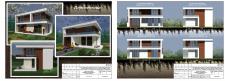 Індивідуальний житловий будинок садибного типу