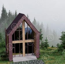 Будинок в лісі