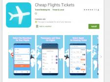 Cheap Flights Tickets