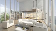 Дизайн интерьера с лестницей
