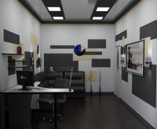 кабинет2 (программа: 3D Max)