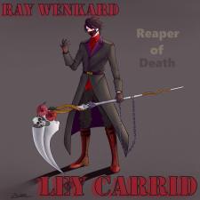 Персонаж  Lay Carrid/Ray Wankard