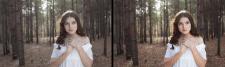 Обработка фото до/после