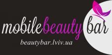 Визитка для мобильного салона красоты