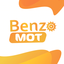 """Логотип """"Benzomot"""""""