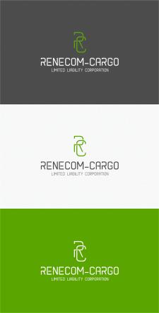 logo design Renecom - Cargo | logistic company