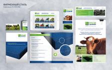 Логотип, фирменный стиль и сайт