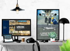 Uretek Ground Engineering Landing Page