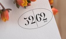 Разработка логотипа для магазина «52/62 size»