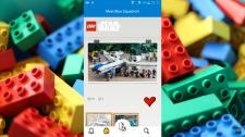 Lego life - социальная сеть для детей.