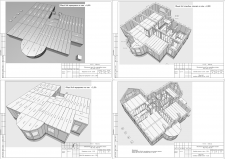 Проект ДК Мансардный SIP+Каркас