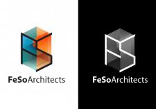 Логотип для архитектурного бюро вариант 3