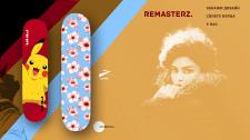 Первый экран сайта скейтбордов