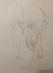Набросок/Иллюстрация