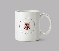 чашка, фирменный стиль для адвокатского агенства