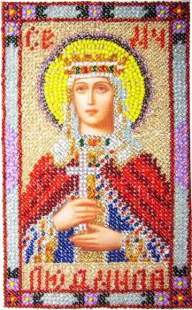 Икона Людмила