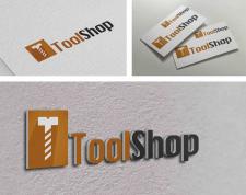 """Логотип для інтернет-магазину """"ToolShop"""""""