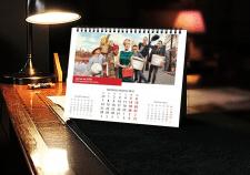 """Календарь для банка """"ПУМБ"""""""