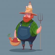 Весёлый Фермер
