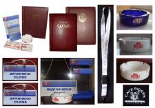 Рекламные сувениры/Promotional souvenirs