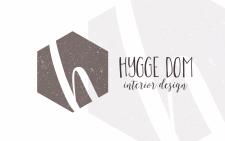 Дизайн фирменного стиля HYGGE DOM interior design