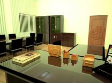офис завода Каратау