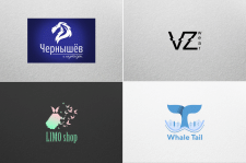 Логотипы для нескольких компаний