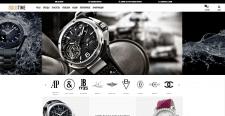 Интернет-магазин наручных часов Goldtime