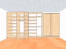 Радиусный шкаф.1
