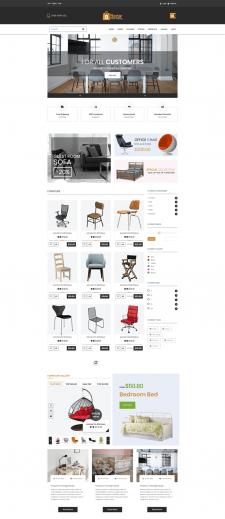 BAZAR - furniture shop