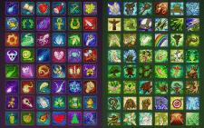 Spells icons