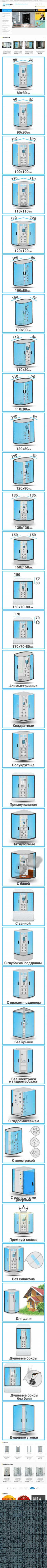 Наповнення інтернет магазину сантехніки (okaycms)