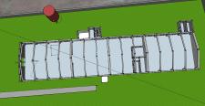 Простое моделирование участка