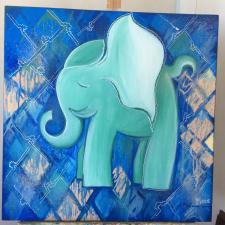 Ночной слоник