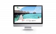 Адаптивний сайт туристичної агенції