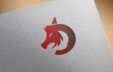 Логотип с драконом