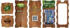 Дизайн упаковки для деревянных пазлов