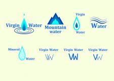 Логотип для воды