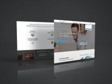 Дизайн подраздела компании по software - услугам