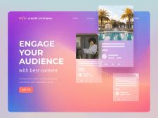Дизайн сайта по продаже плагинов