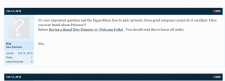 Размещение комментариев на форумах