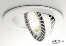 Моделирование и 3D визуализация. Светильник