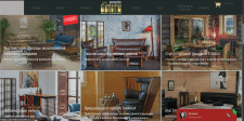 Сайт дизайнерской мебели